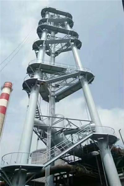 朔州市异型碳钢烟囱安装公司@观念身先