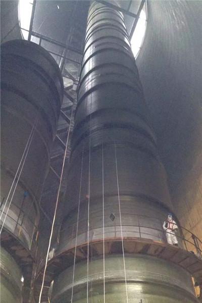 汉中市45米碳钢烟囱制作公司业绩保证