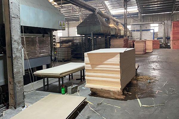 杨桉木阻燃多层板