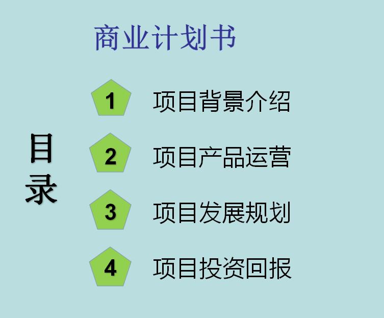 庆阳做立项报告项目建议书申报书销售可调整
