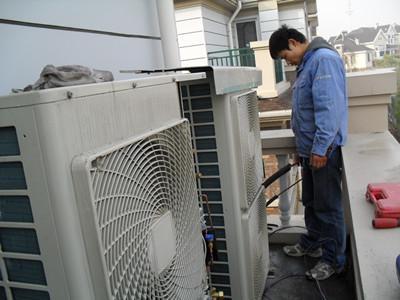 汉南区空调维修、清洗、消毒——认真负责
