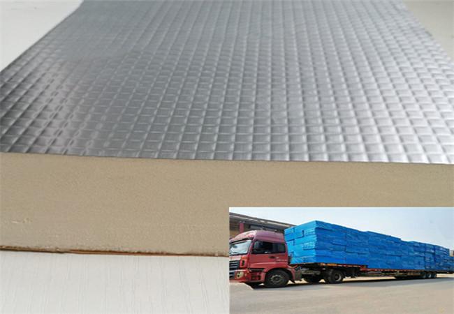 鄂州单面胶自粘保温板各规格施工方案