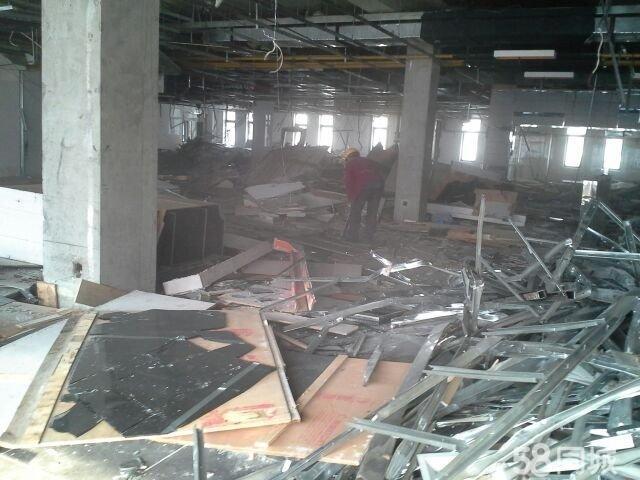 【广东公司】广东省广州废弃厂房整体拆除回收施工团队多种解决方案