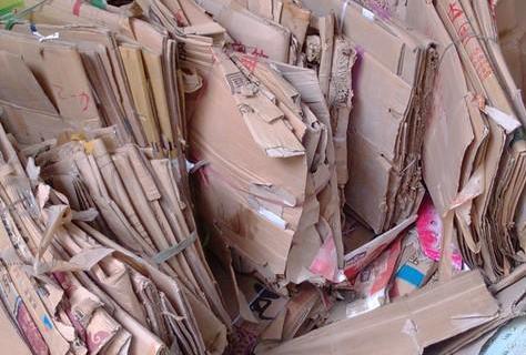 开平市纸壳箱回收上门回收