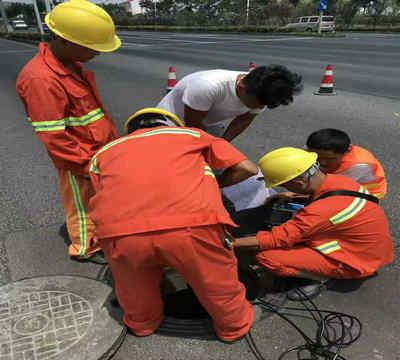 上海杨浦管道检测资质师傅持证上门