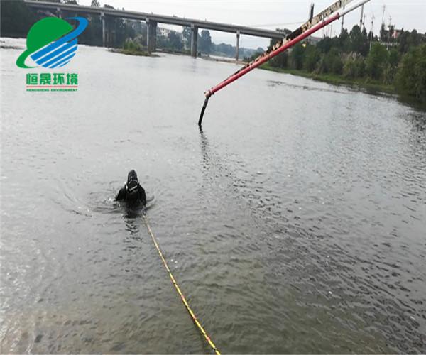 东营过河光缆铺设——锐意