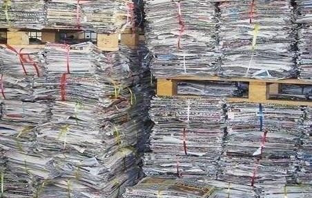 企石鎮廢紙回收價格