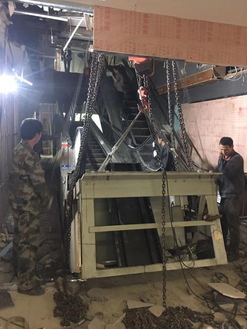 如何拆除-惠州市惠东县商场整体物资回收工业的发展