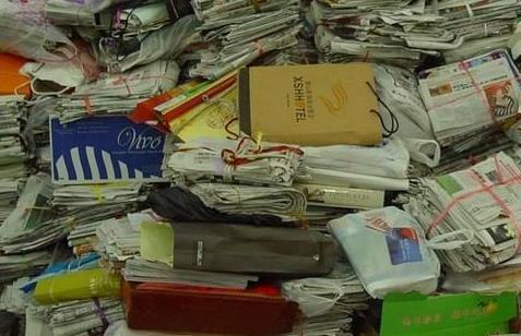 江门市开平市旧纸壳回收多少钱一斤