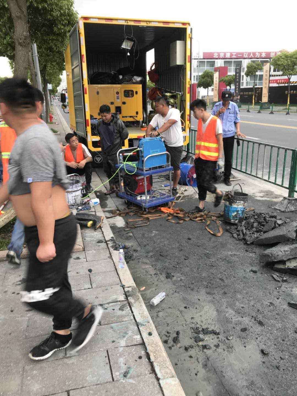 上海练塘镇修复管道