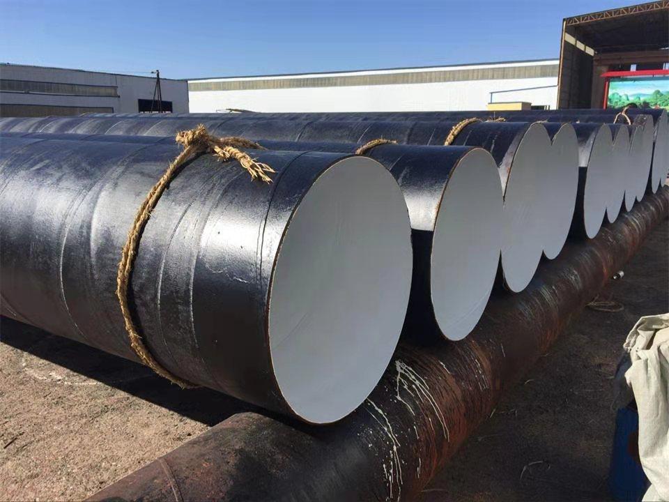 河池大口径环氧煤沥青防腐钢管推荐货源