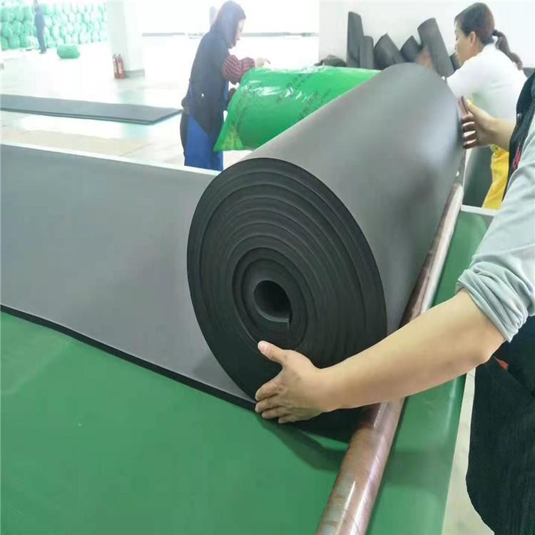 舟山橡塑保温板 橡塑管阻燃B1级