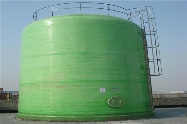 陕西咸阳玻璃钢油罐安装方便 适应性好欧意环保设备公司