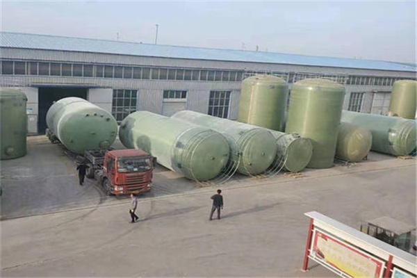 广东茂名玻璃钢化工罐抗老化 寿命长欧意加工商
