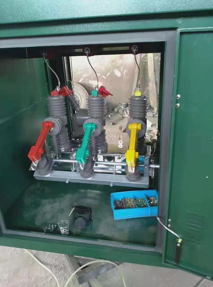 韶关市小区用10KV高压电缆分支箱一台价格
