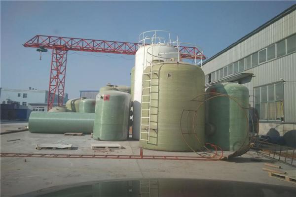 安徽黄山玻璃钢化工罐抗老化 寿命长欧意加工商