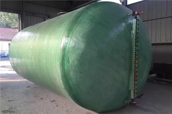 沧州青县玻璃钢油罐安装方便 适应性好欧意环保设备公司