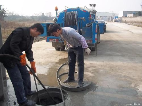 上海闵行区污泥池清底专业服务商