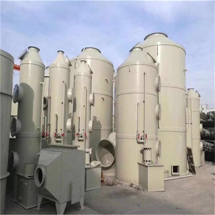 大余鍋爐脫硫塔耐磨性能好 耐腐蝕歐意環保設備公司