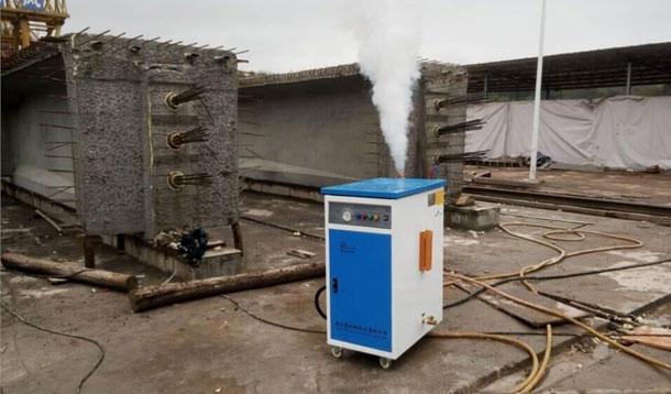 固原智能蒸汽养护机符合国家新标准