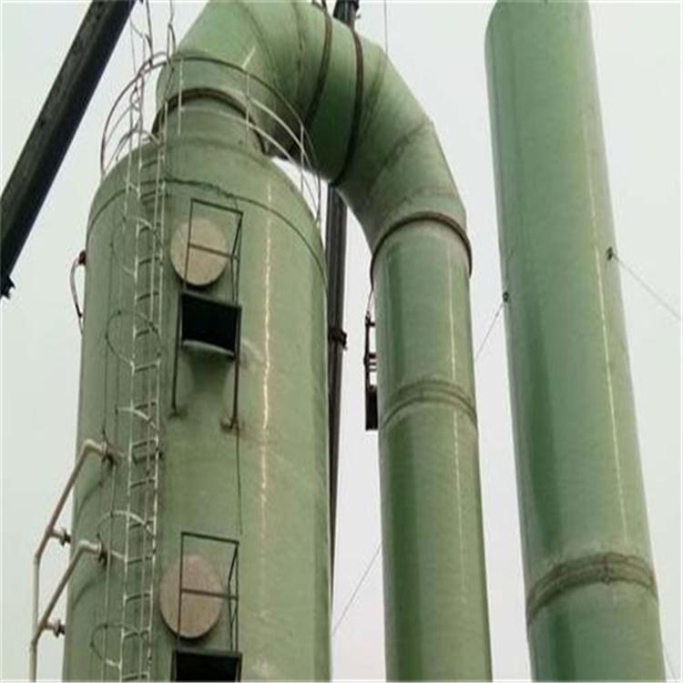 鸡西鸡东吸收净化塔不结垢,不生锈欧意环保设备公司