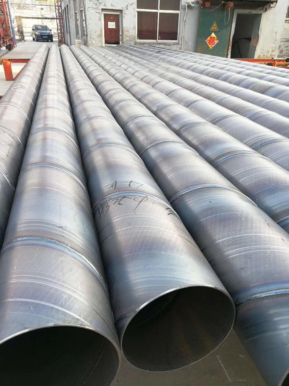 长沙排水管线用Q235B螺旋管销售厂家-名辉管道