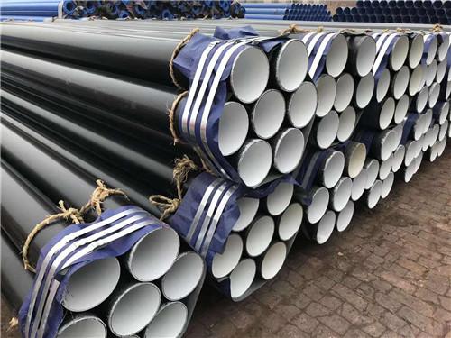 3pe防腐钢管价格石油管线淮阳