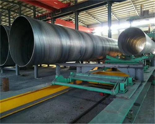 镇江920*11螺旋钢管厂家新访问