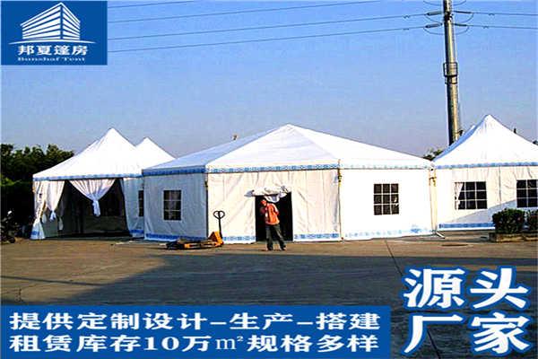 上海宝山区日产户外展厅篷房出租,免费提供测量及效果图