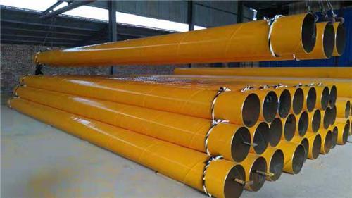 涂塑钢管热浸塑钢管用于空调管线莱阳市