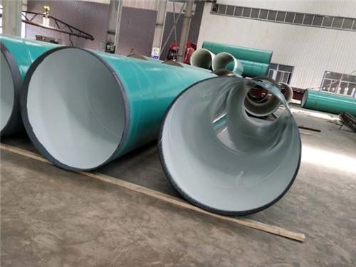 涂塑环氧树脂钢管用于天然气管线江海区