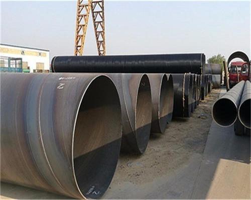 果洛1620*12螺旋钢管厂家新访问
