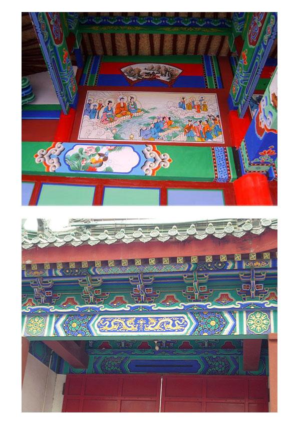 阳泉农村壁画农村彩绘文化墙报价