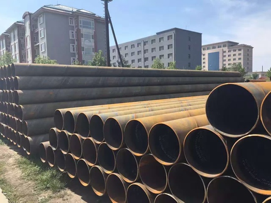 农村建设用焊接钢管多少钱一吨