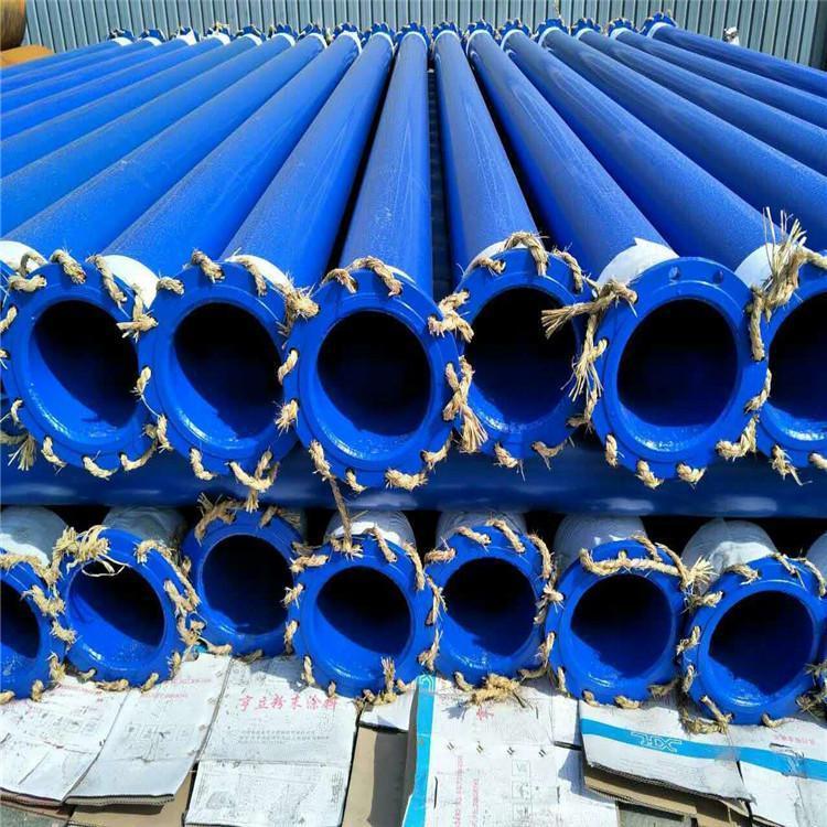 一布两油环氧煤沥青防腐钢管用于 储蓄补给管线含山