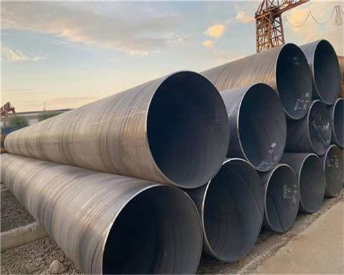 德州426*10螺旋钢管厂家新访问