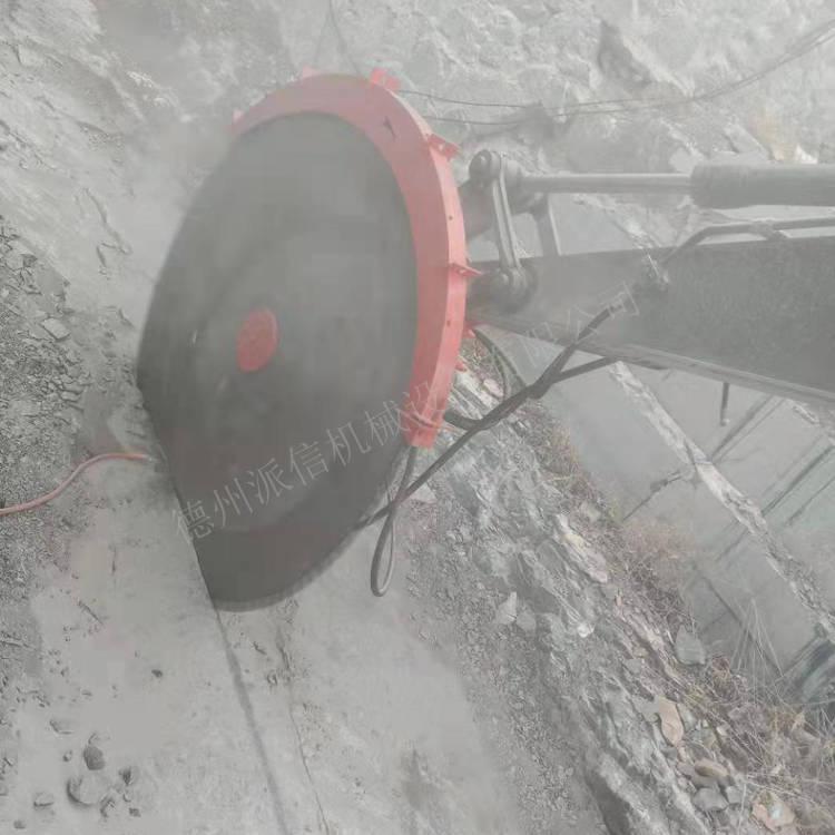 江西赣州挖机圆盘锯视频质量可靠