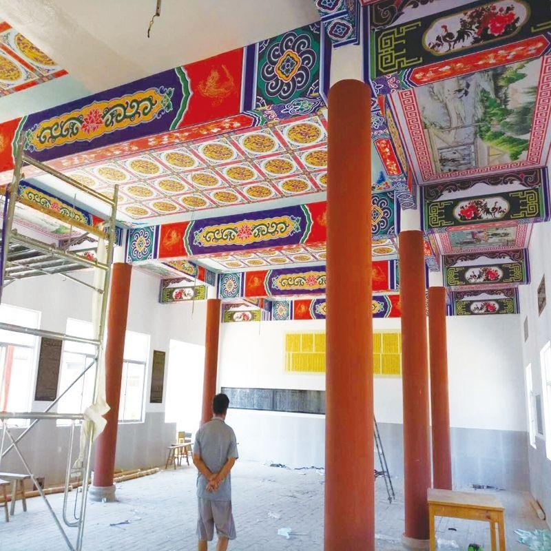新疆红色文化雕塑施工团队