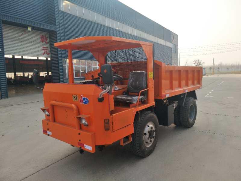 新矿按标、鄂州市四不像矿用四驱车、生产厂家