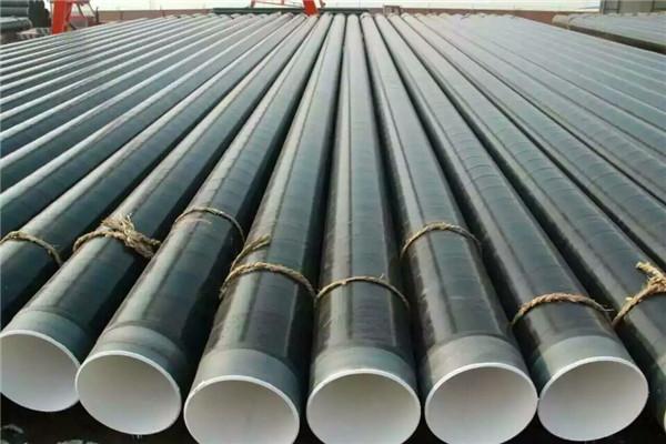地埋用530*5防腐螺旋焊管价格市场价