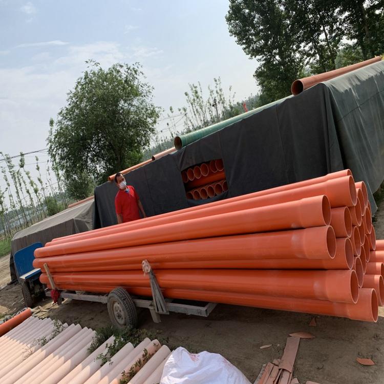天水pvc电力保护管生产厂家