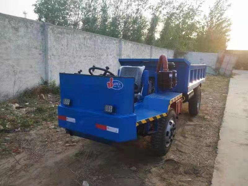 鸿德矿车-保山市16吨20吨25吨30吨湿式制动矿山巷道、本地厂家