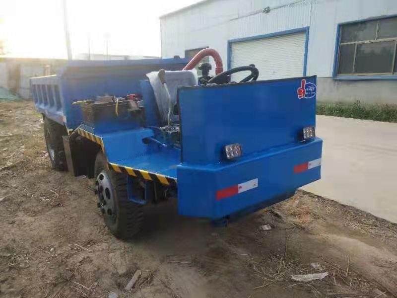 唐山市12吨、矿用四不像井下自卸运输车{品质保证}、厂家
