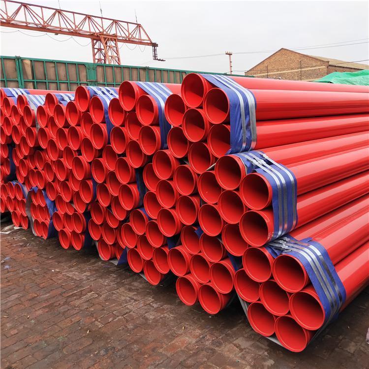 涂塑给水复合钢管生产厂家涂塑钢管厂家有实力乌鲁木齐