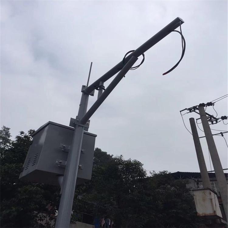禄劝室外防水设备箱  地方特色定制监控杆_优质商家