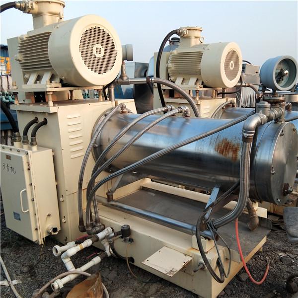 湘西泸溪回收100升卧式砂磨机