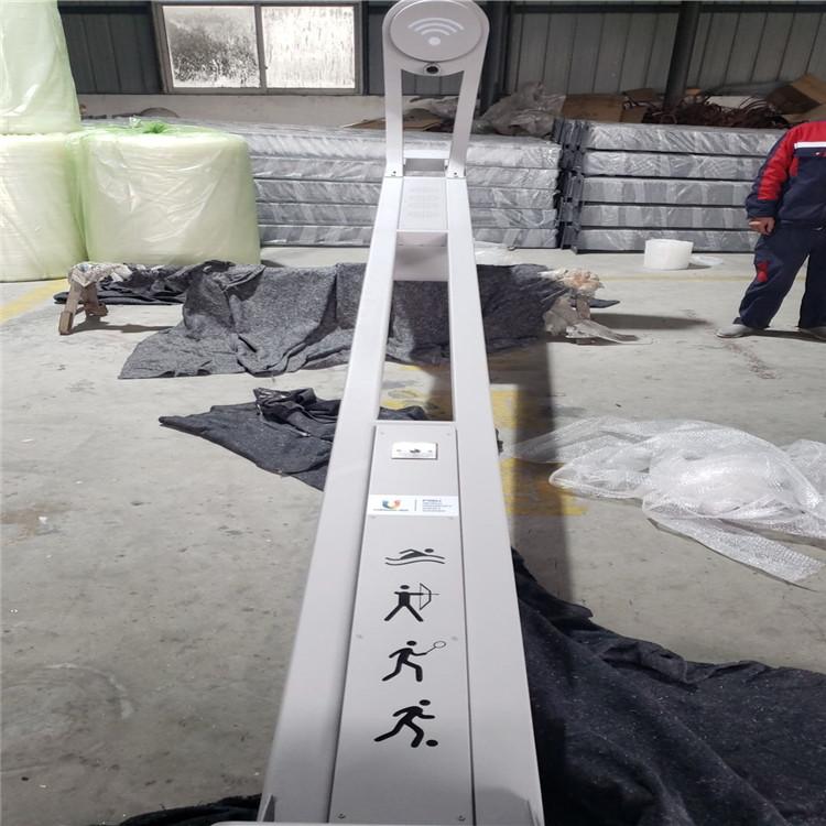 玉溪元江室外防水设备箱  可旋转L型杆_组图