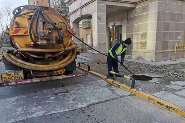 西青区李七庄化粪池清理-拉污水淤泥快速上门
