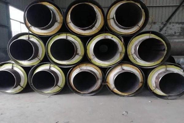 南充营山聚氨酯发泡塑料保温管直销厂家