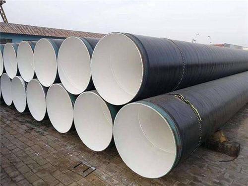 饮水用3pe防腐钢管电缆保护管线浦北